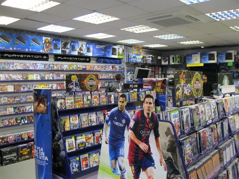 Los videojuegos ya generan 1.000 millones de euros anuales en España