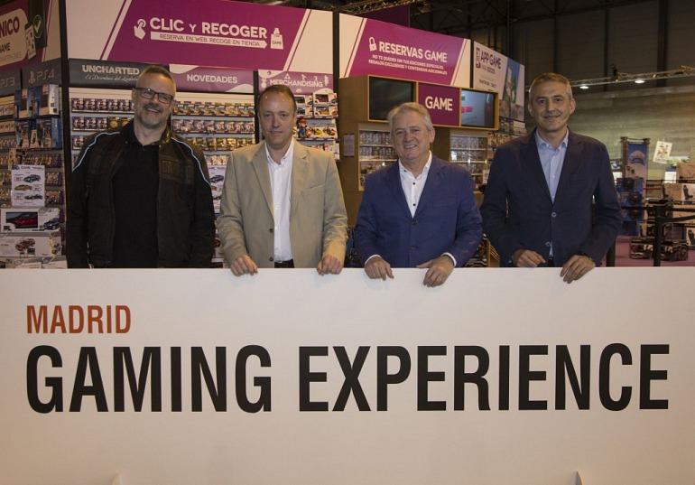 Madrid Gaming Experience se presenta y detalla más información