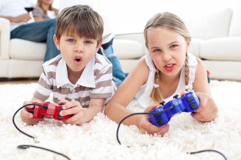 Un estudio español recomienda a los niños jugar dos horas a la semana