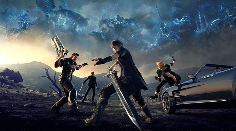 Final Fantasy XV ha sido uno de los grandes títulos mostrados en el TGS 2016.