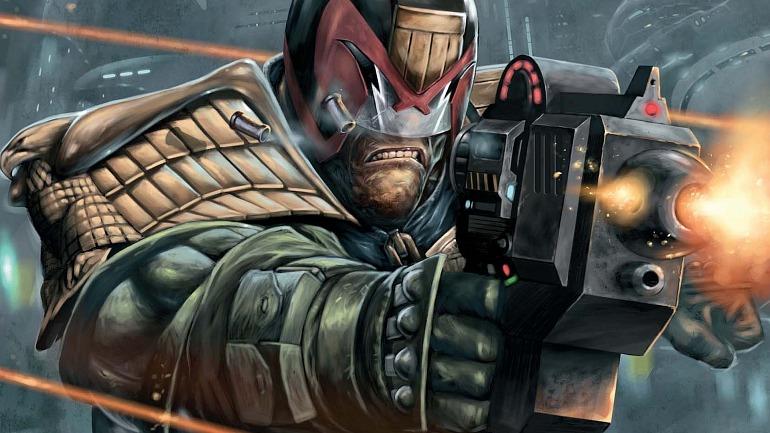 Rebellion cedería sus personajes de 2000 AD a otras desarrolladoras