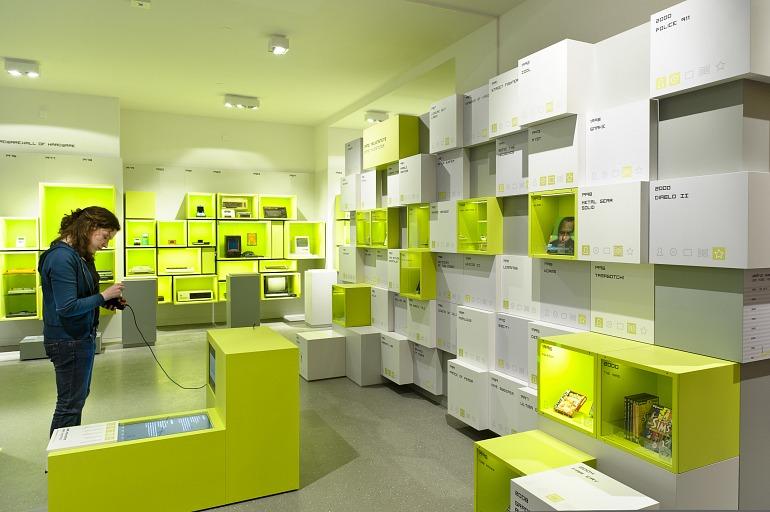 El Computer Spiele Museum[, ubicado en la ciudad de Berlín, conmemora este año su 20 aniversario.