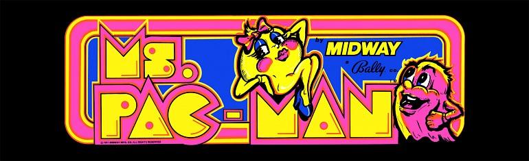 Ms. Pac-Man, el videojuego que enfadó al creador del Comecocos