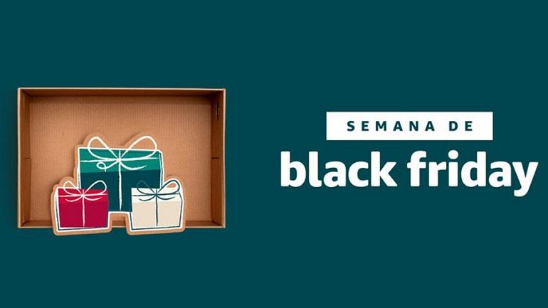 Amazon: Comienzan las Ofertas Black Friday