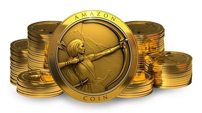 Amazon Coins: Ofertas Black Friday en la moneda digital para apps, juegos y micropagos
