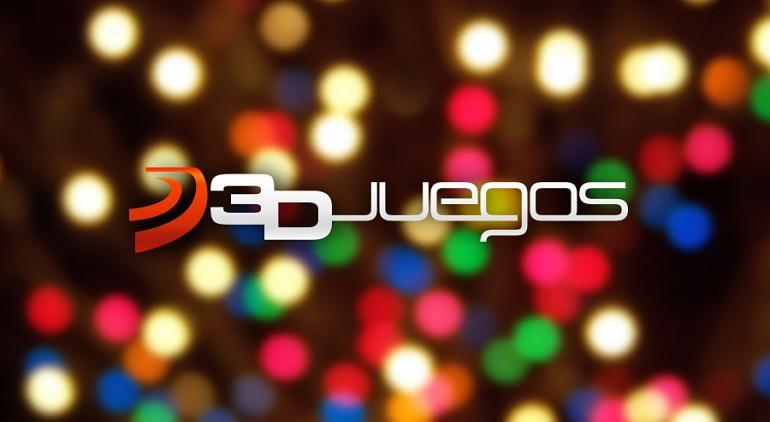 ¡3DJuegos y todo su equipo os desea Feliz Navidad!
