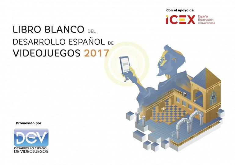 La industria española del videojuego emplea ya a 5.440 profesionales