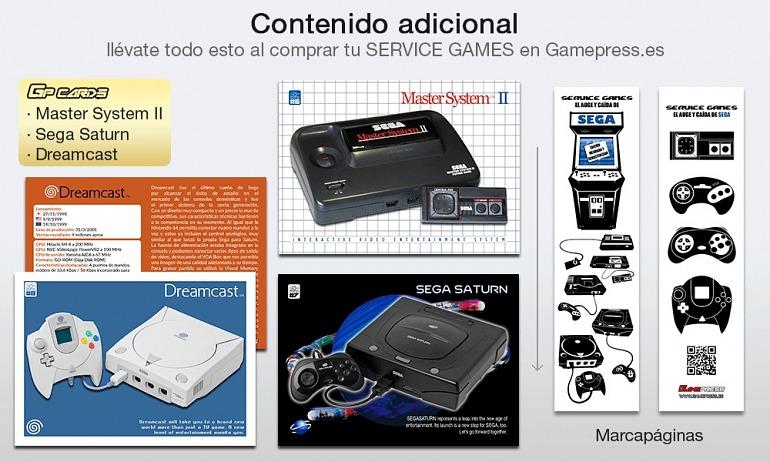 GamePress traerá a España el libro Service Games: El auge y caída de Sega