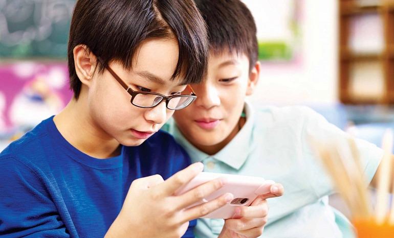 China quiere limitar por ley cuánto tiempo juegan sus niños