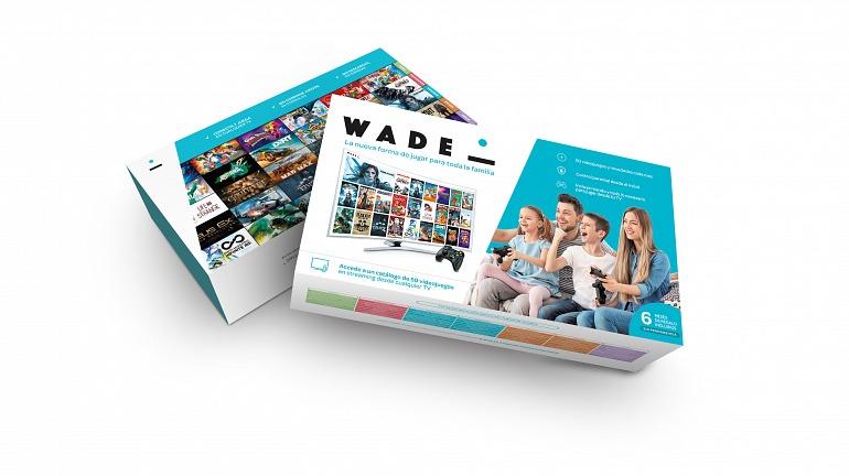 Wade, el primer servicio español de videojuegos en streaming