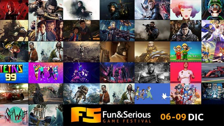 Los Premios Titanium de Fun & Serious presentan sus nominados a mejores videojuegos del año