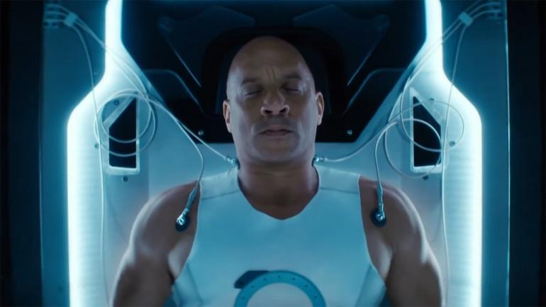 Vin Diesel interpretará a Bloodshot en la próxima película del personaje.