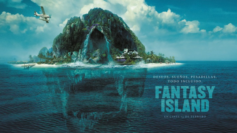 Sorteamos cinco entradas dobles para ver Fantasy Island, la nueva película de Blumhouse Productions