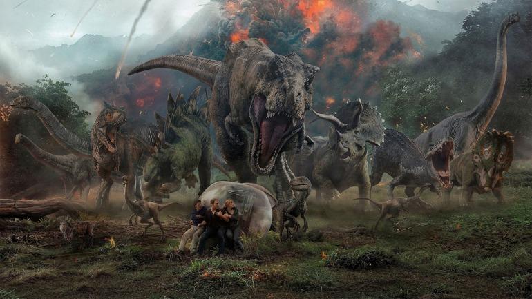 Parque Jurásico podría recibir pronto un nuevo juego tras registrarse Jurassic World Aftermath