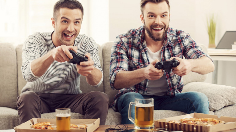 Los ingresos por venta digital de juegos se mantienen muy altos, aunque bajan ligeramente en mayo