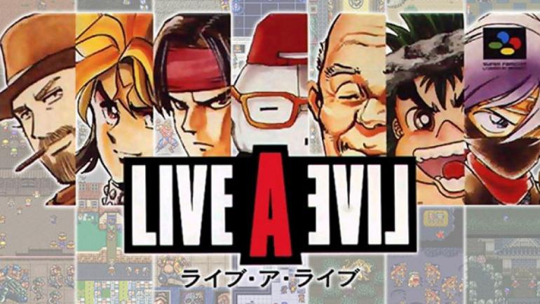 Square Enix registra el mítico RPG Live A Live fuera de Japón