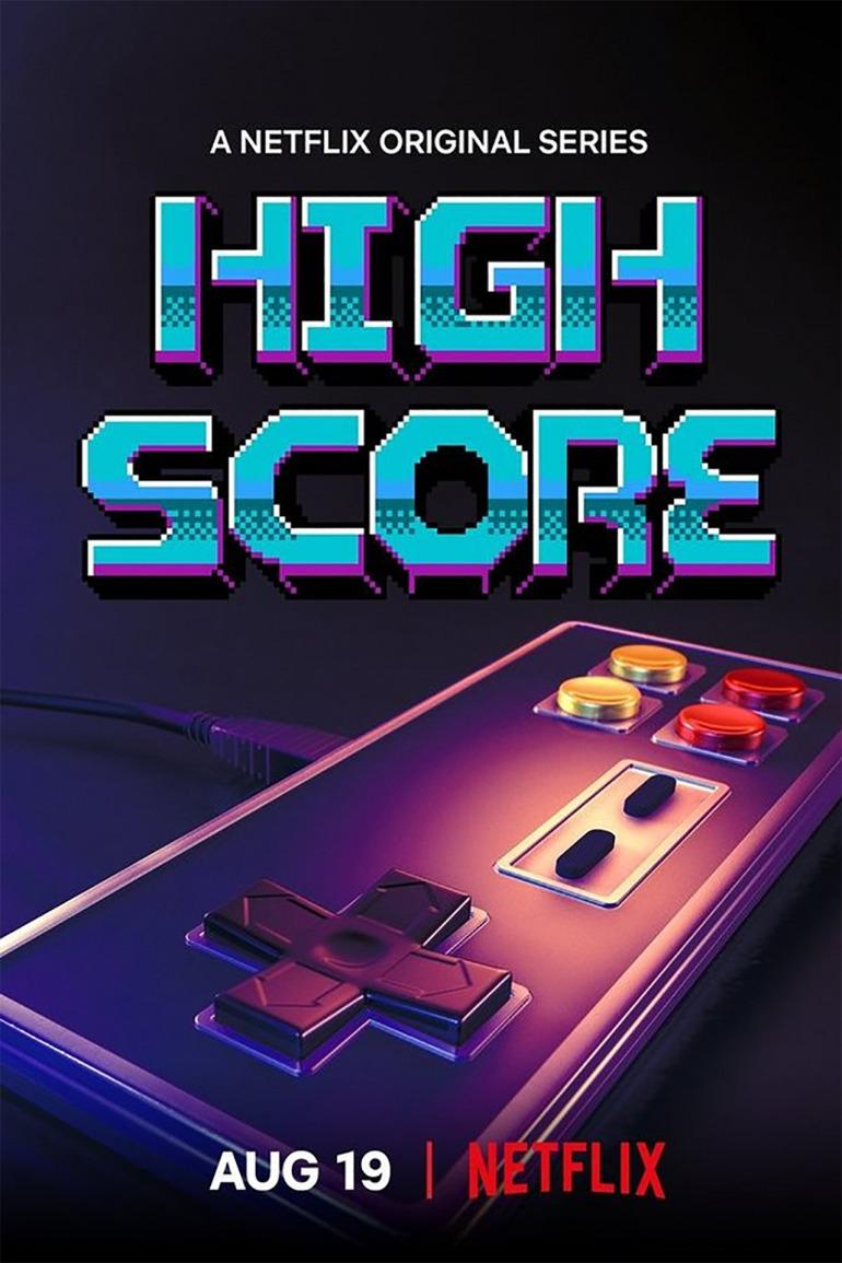 Ya hay fecha de estreno en Netflix de High Score, una docuserie con grandes clásicos del videojuego