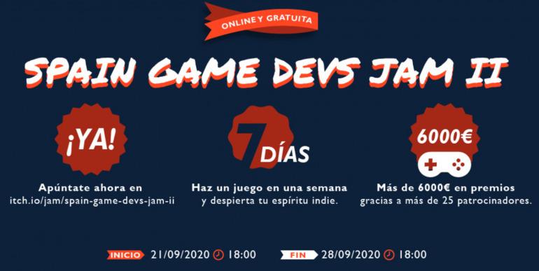 Hasta 6.000 euros en premios para nuevos talentos en un evento de videojuegos con padrinos de lujo