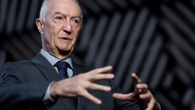 El coordinador antiterrorismo Guilles de Kerchove, Kenzo Tribouillard, AFP
