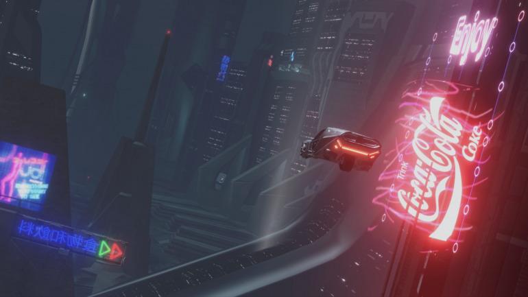 Si te gusta Blade Runner no te puedes perder este mod de Serious Sam Fusion