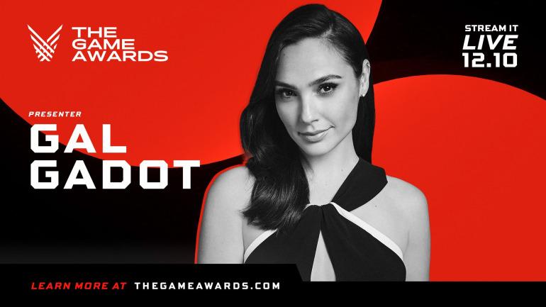 Gal Gadot entregará un premio en The Game Awards días antes del estreno de Wonder Woman 1984