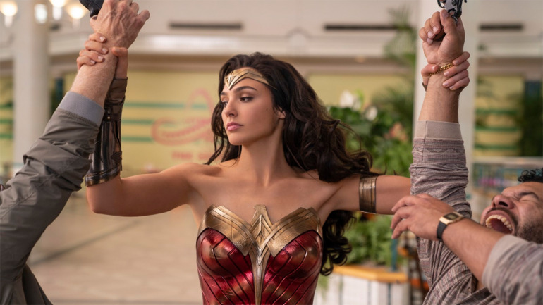 Wonder Woman 84 es la próxima película en la que veremos a Gal Gadot. Imagen: Warner Bros. Entertainment Inc