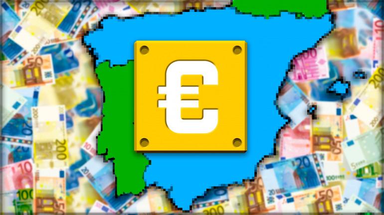 El Ministerio de Cultura y Deportes de España ha destinado $ 1 millón para videojuegos