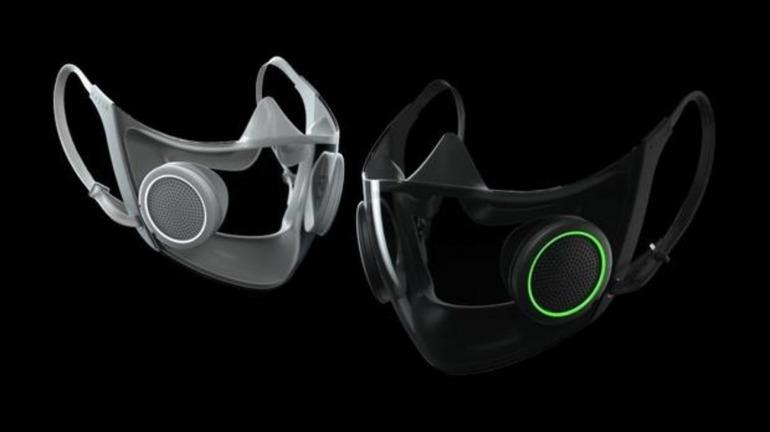 Les masques RVB Razer pour les joueurs sont une réalité: améliorez votre voix, votre visibilité et votre respiration