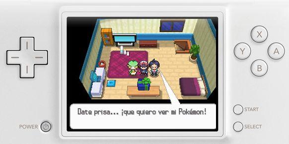 Pokémon Edición Negra/ Blanca