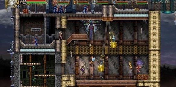 Castlevania Harmony of Despair Xbox 360