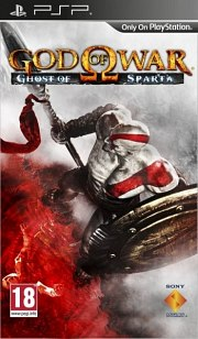 Carátula de God of War: Ghost of Sparta - PSP