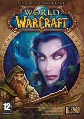 Carátula de World of Warcraft - PC