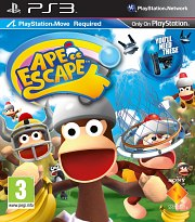 Carátula de Ape Escape Move - PS3