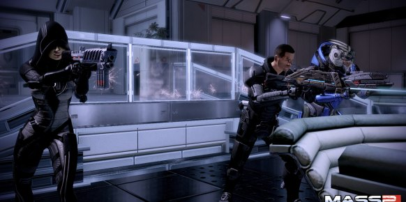 Mass Effect 2 Overlord Xbox 360