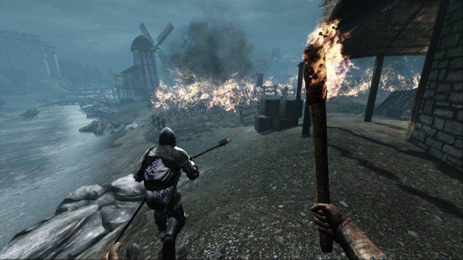 Chivalry Medieval Warfare PS3