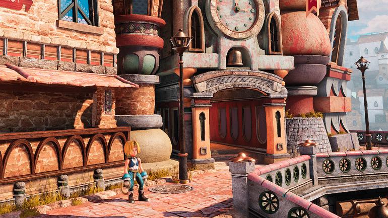 Imagen de Final Fantasy IX