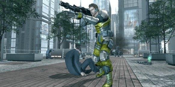 Mindjack PS3