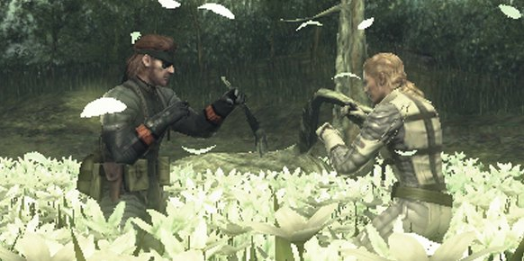 Metal Gear Solid Snake Eater 3D 3DS