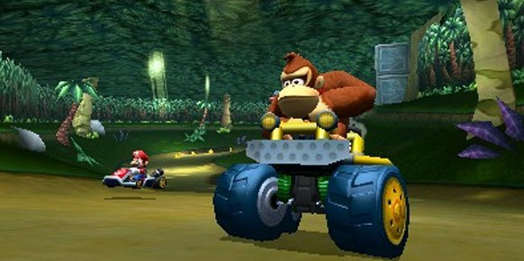 Mario Kart 7: Mario Kart 7: Impresiones jugables E3 2011