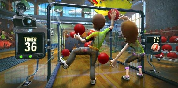 Kinect Adventures análisis