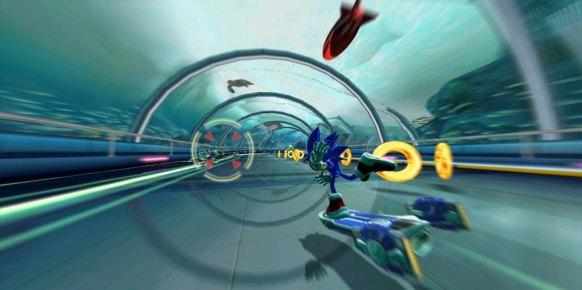 Sonic Free Riders análisis