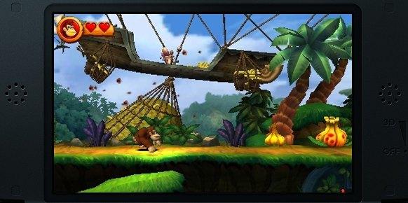 Donkey Kong Country 3D análisis