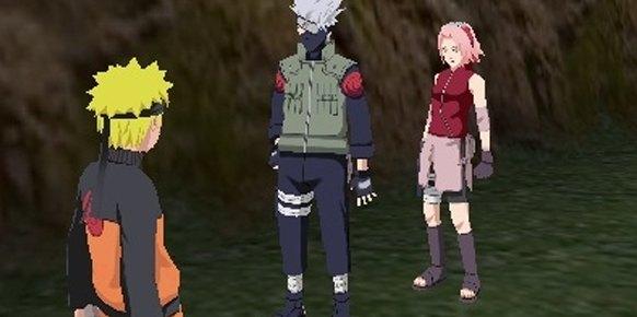 Naruto Shippuden 3D New Era 3DS