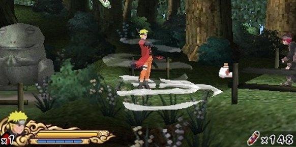 Naruto Shippuden 3D New Era: Naruto Shippuden 3D New Era: Impresiones jugables