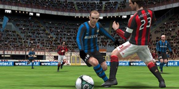 PES 2011 3D 3DS
