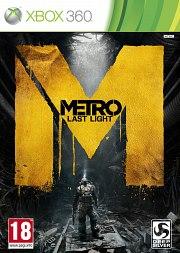 Carátula de Metro: Last Light - Xbox 360