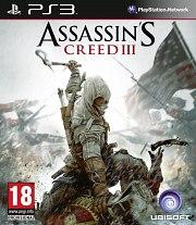 Carátula de Assassin's Creed 3 - PS3