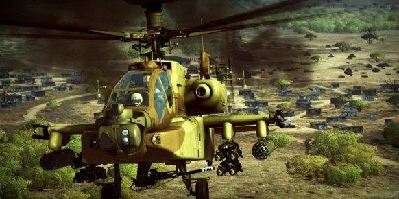 Apache Air Assault análisis