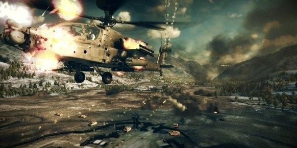 Apache Air Assault PS3