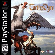 Carátula de Tactics Ogre - PS1